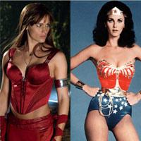 Những nữ anh hùng sexy trên màn ảnh