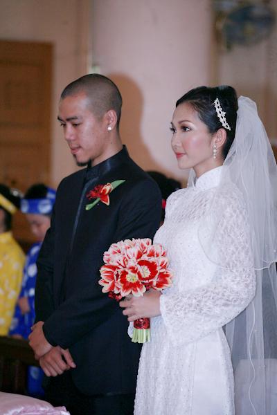 Những cuộc hôn nhân ngắn ngủi nhất của sao Việt - 1