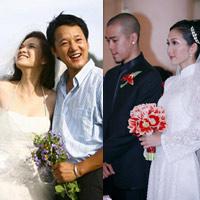 Những cuộc hôn nhân ngắn ngủi nhất của sao Việt
