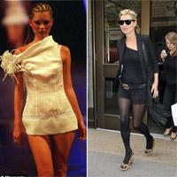 Kate Moss sẽ tự tay thiết kế váy cưới cho mình