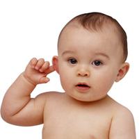 Biểu hiện chứng tỏ trẻ bị viêm tai giữa