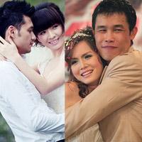 Những đám cưới 'tập 2' hoành tráng của sao Việt
