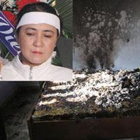 Nguyên nhân sâu xa vụ vợ nhà báo Hoàng Hùng đốt chồng?