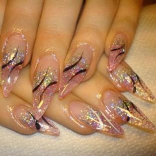 Bộ sưu tập những mẫu nail mới nhất - 2