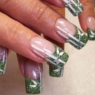 Bộ sưu tập những mẫu nail mới nhất - 8