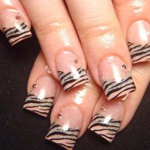 Bộ sưu tập những mẫu nail mới nhất - 23