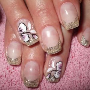 Bộ sưu tập những mẫu nail mới nhất - 26