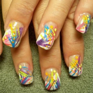 Bộ sưu tập những mẫu nail mới nhất - 32