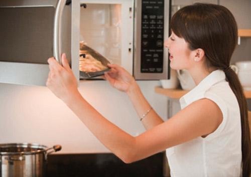 Kinh nghiệm nấu nướng với lò vi sóng - 1
