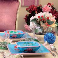Nhà đẹp mơ màng với hoa cẩm tú cầu