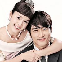 """Song Seung-heon: """"Tôi chỉ là bạn diễn của Kim Tae-hee"""""""