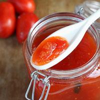 Mứt cà chua, táo chín khó mà từ chối