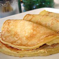 Làm bánh Kếp kiểu Malaysia cho bữa sáng