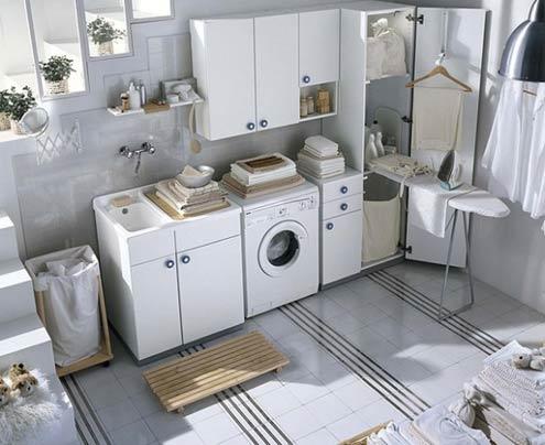 Bí quyết bài trí phòng giặt tuyệt vời nhất - 3