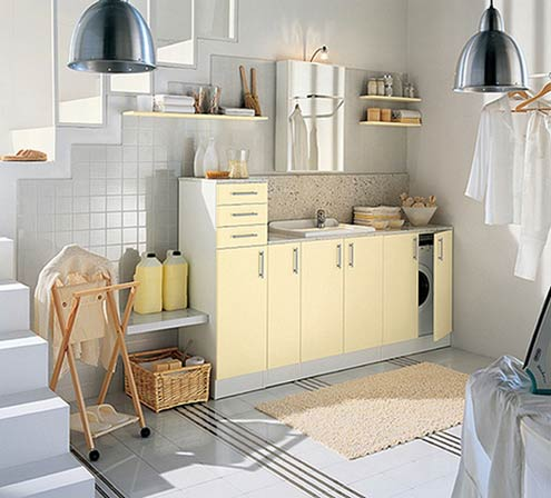 Bí quyết bài trí phòng giặt tuyệt vời nhất - 5