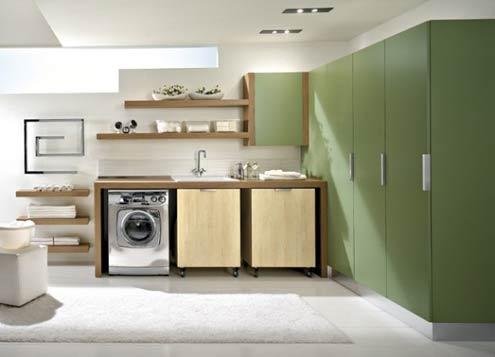 Bí quyết bài trí phòng giặt tuyệt vời nhất - 6