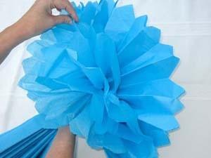 Làm hoa giấy xinh xắn siêu nhanh - 4