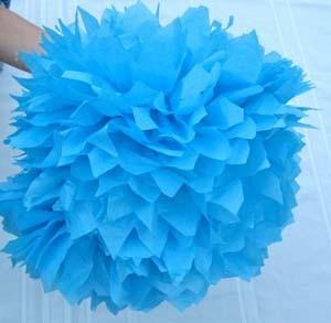 Làm hoa giấy xinh xắn siêu nhanh - 5