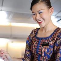 Những nữ tiếp viên hàng không xinh đẹp trên thế giới