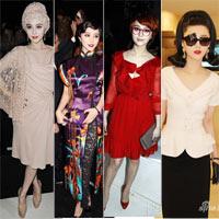 Phạm Băng Băng - Nữ hoàng phong cách của tuần lễ thời trang Paris