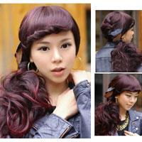 5 kiểu tóc dành cho 'hot girl'