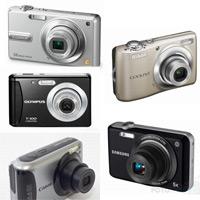 Tư vấn chọn mua máy ảnh số dưới 2 triệu