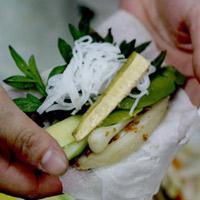 Bánh tráng Trảng Bàng tại Hà Nội