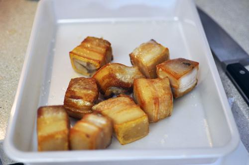 Thịt kho củ cải kiểu Nhật - 2