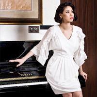 Biệt thự đẹp của hoa hậu Hà Kiều Anh