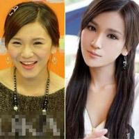 Giật mình vì mặt thật của hot girl Trung Quốc
