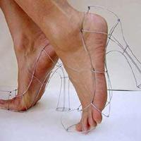 10 đôi giày quái nhất thế giới