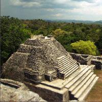 10 kim tự tháp đặc sắc của đế chế Maya