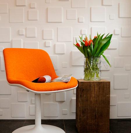 Sành điệu với tường nhà 3D - 2
