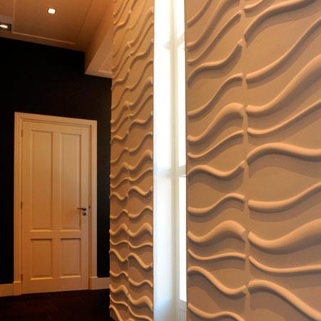 Sành điệu với tường nhà 3D - 7