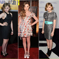 Chloe Moretz - đẳng cấp thời trang tuổi 14