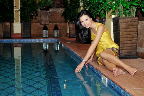 """Top 10 nhà sao Việt """"đình đám"""" nhất 2011 - 4"""