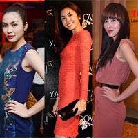 Tăng Thanh Hà: mỹ nhân mặc đẹp nhất 2011