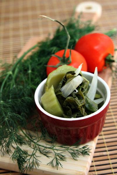 Sườn nấu dưa chua ấm lòng ngày lạnh - 3