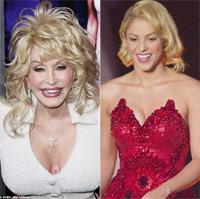 "Eva ""soi"" 11-1: Dolly Parton khoe hình xăm ""độc"""