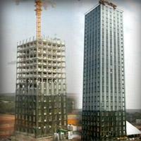 Sốc: Nhà 30 tầng xây gấp trong 360 giờ