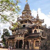 Những ngôi chùa tuyệt đẹp ở Đà Lạt