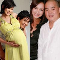 Những cặp vợ chồng đáng mơ ước trong showbiz Việt