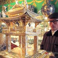 Điểm mặt thú chơi bạc tỷ của các đại gia Việt