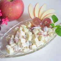 Salad hoa quả giúp da đẹp, dáng xinh