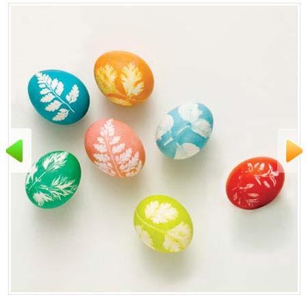 Nhí nhảnh trang trí nhà bằng vỏ trứng - 15