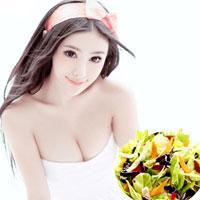 6 loại salat cho nàng béo bụng