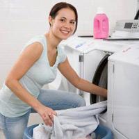 Bí kíp giúp khử mùi trong máy giặt
