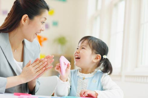 Đối phó với bé hay hỏi về 'bím' - 1