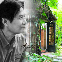 Nhà thiên nhiên ngập tràn của nhạc sĩ Dương Thụ