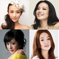 10 mỹ nữ Hoa ngữ được nam giới ao ước nhất
